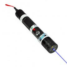 1500mW Laser Portable Bleu